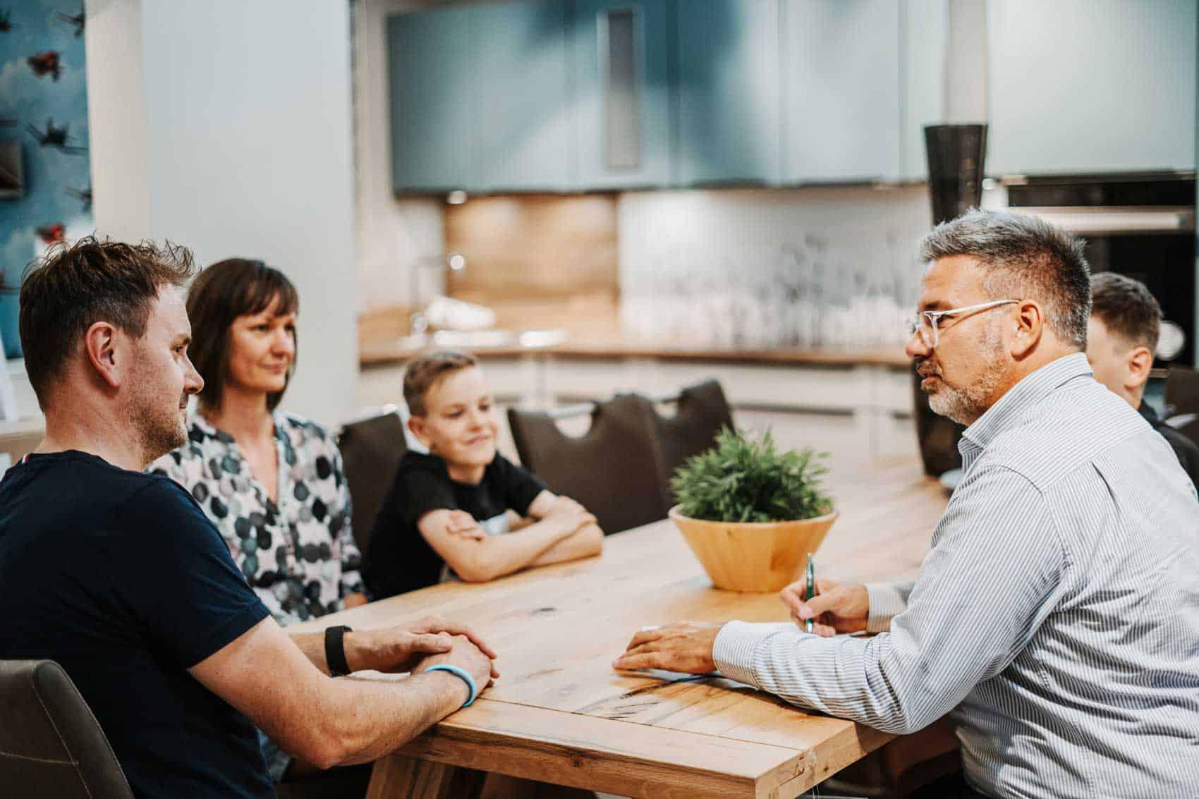 Versicherung Beratung für Familien