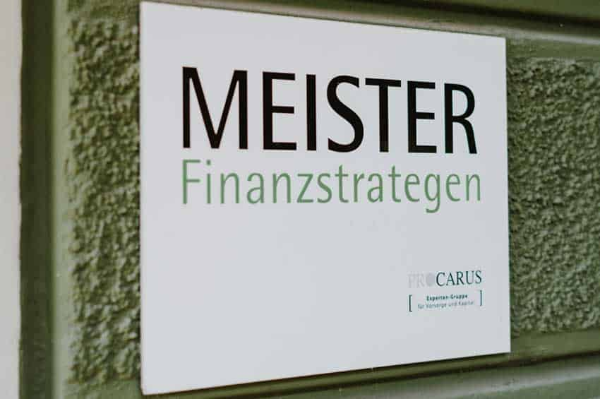 Meister Finanzstrategen